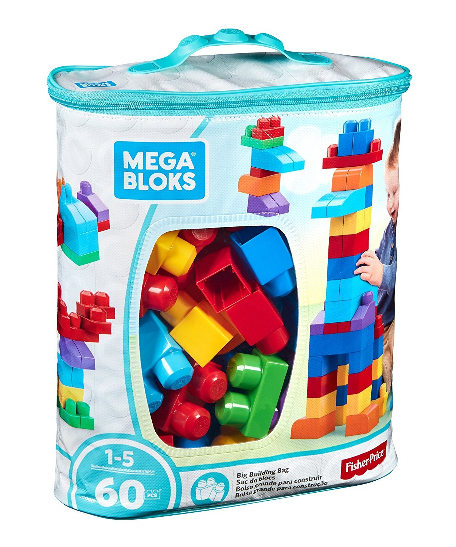 Fisher-Price DCH55 Mega Bloks Lernspielzeug | Spielzeug