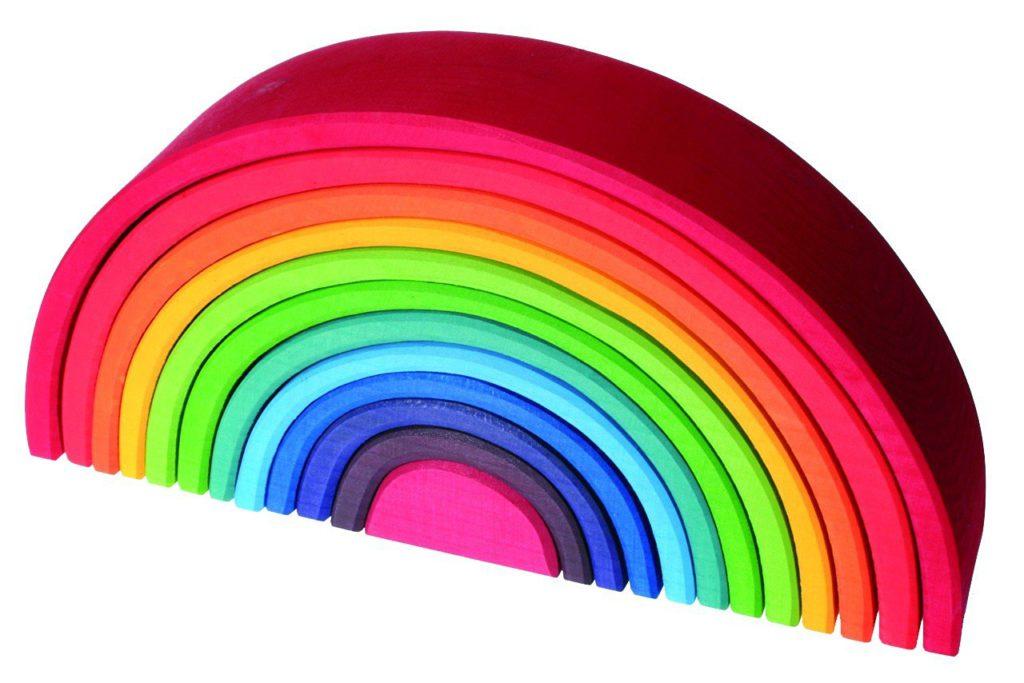Spiel Regenbogen
