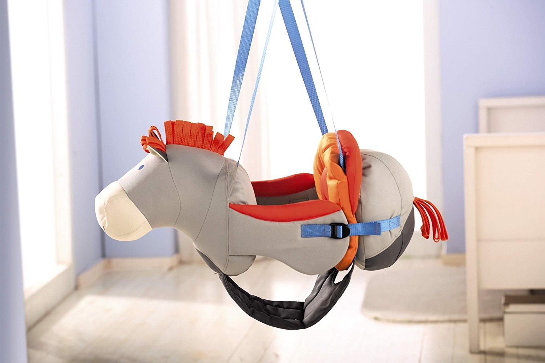HABA Babyschaukel Pferd
