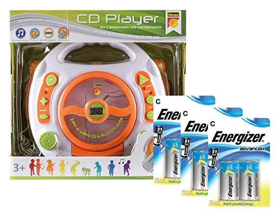 Idena 10123818 - CD und MP3-Player