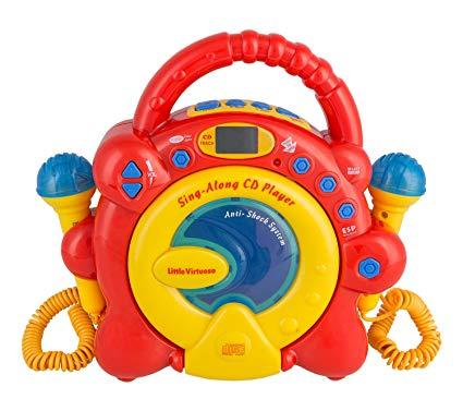 Idena 40284 - CD Player Sing Along
