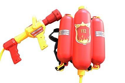 Idena 8040009 Feuerwehr Wasserspritze