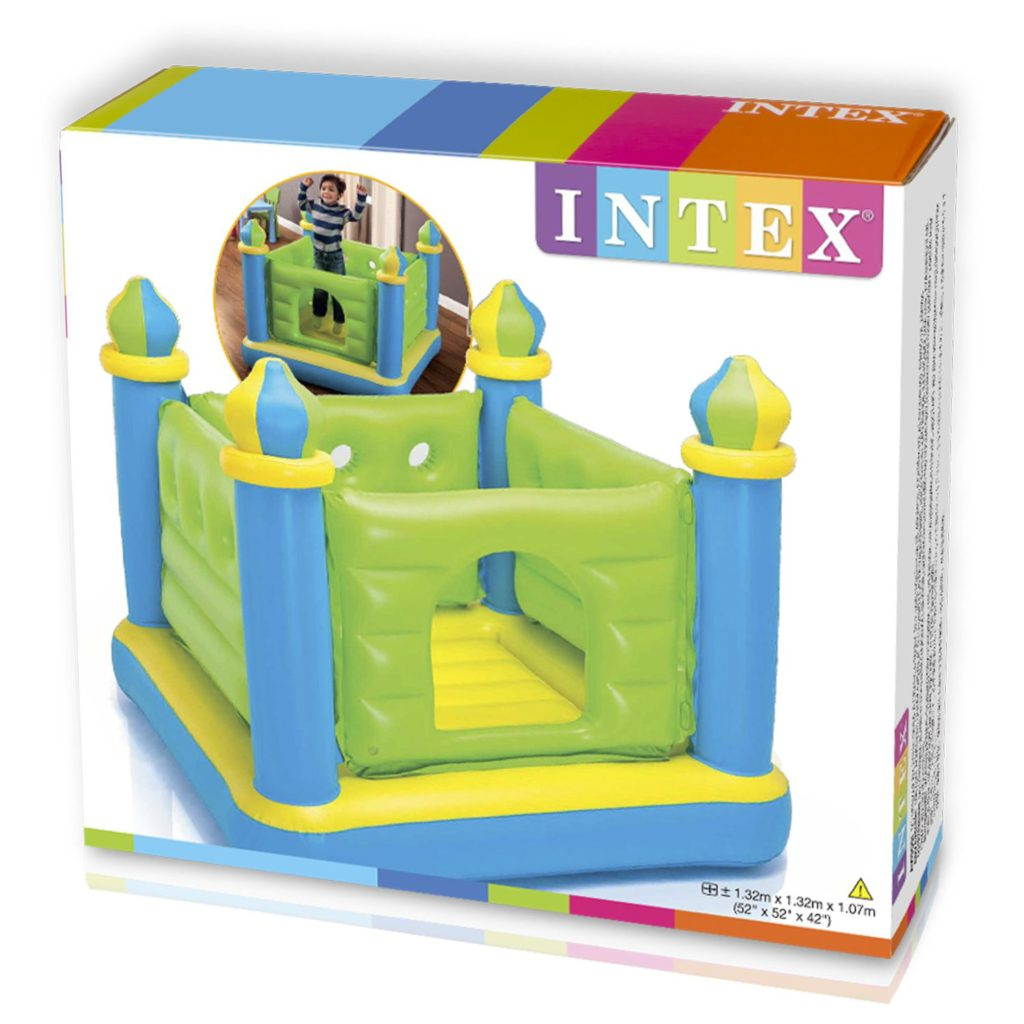 Intex spielzeug test