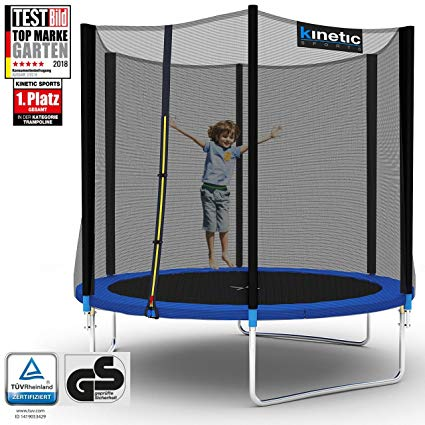 Kinetic Sports Outdoor Trampolin TPLH08