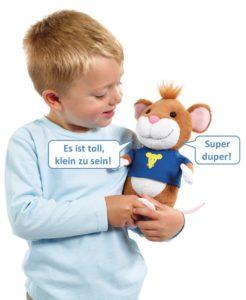Leo Lausemaus Spielzeuge