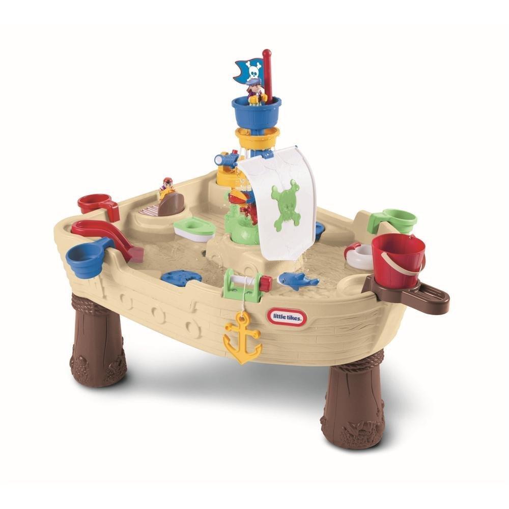 Little Tikes 628566E3 Spieltisch Piratenschiff