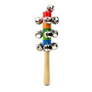 No Name Baby Rassel Glocken Spielzeug