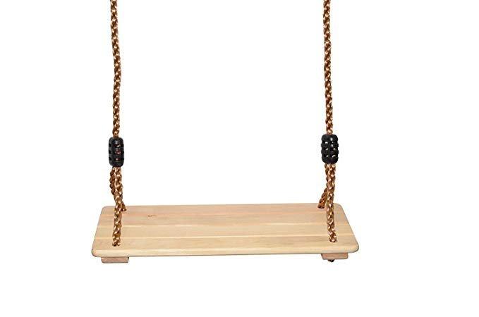No Name Kinderschaukel aus Holz