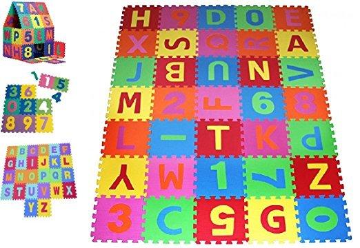 No Name OTT 86-teilig Spielteppich