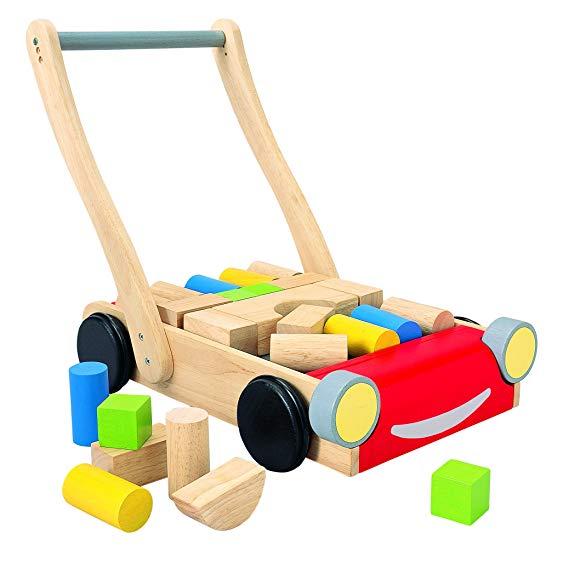 No Name Plan Toys 51230 - PlanPreschool - Baby Walker
