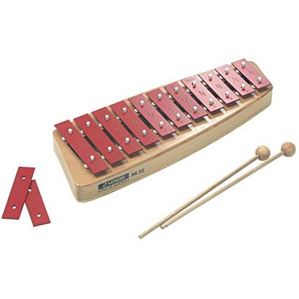 No Name Sonor 28511001 - NG 10 Sopran Glockenspiel