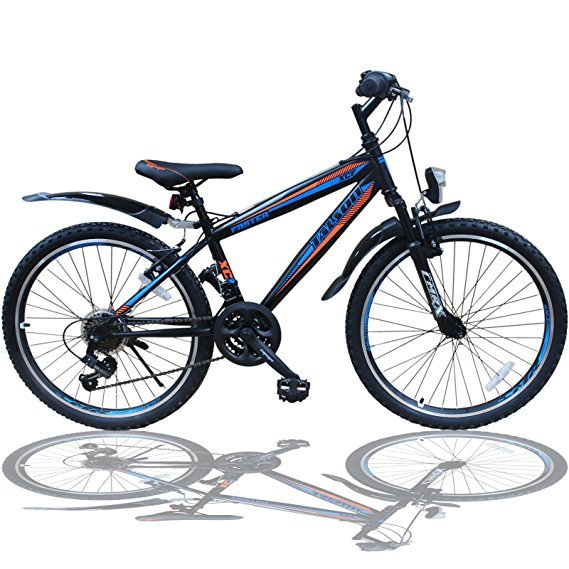 talson 24 zoll mountainbike spielzeug test 2020. Black Bedroom Furniture Sets. Home Design Ideas