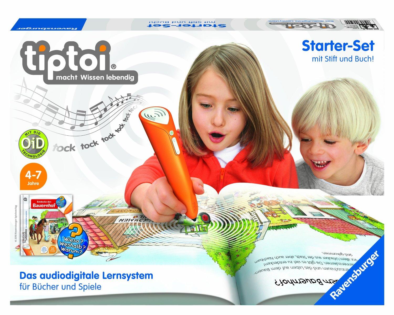 Ravensburger 00502 tiptoi Starter-Set