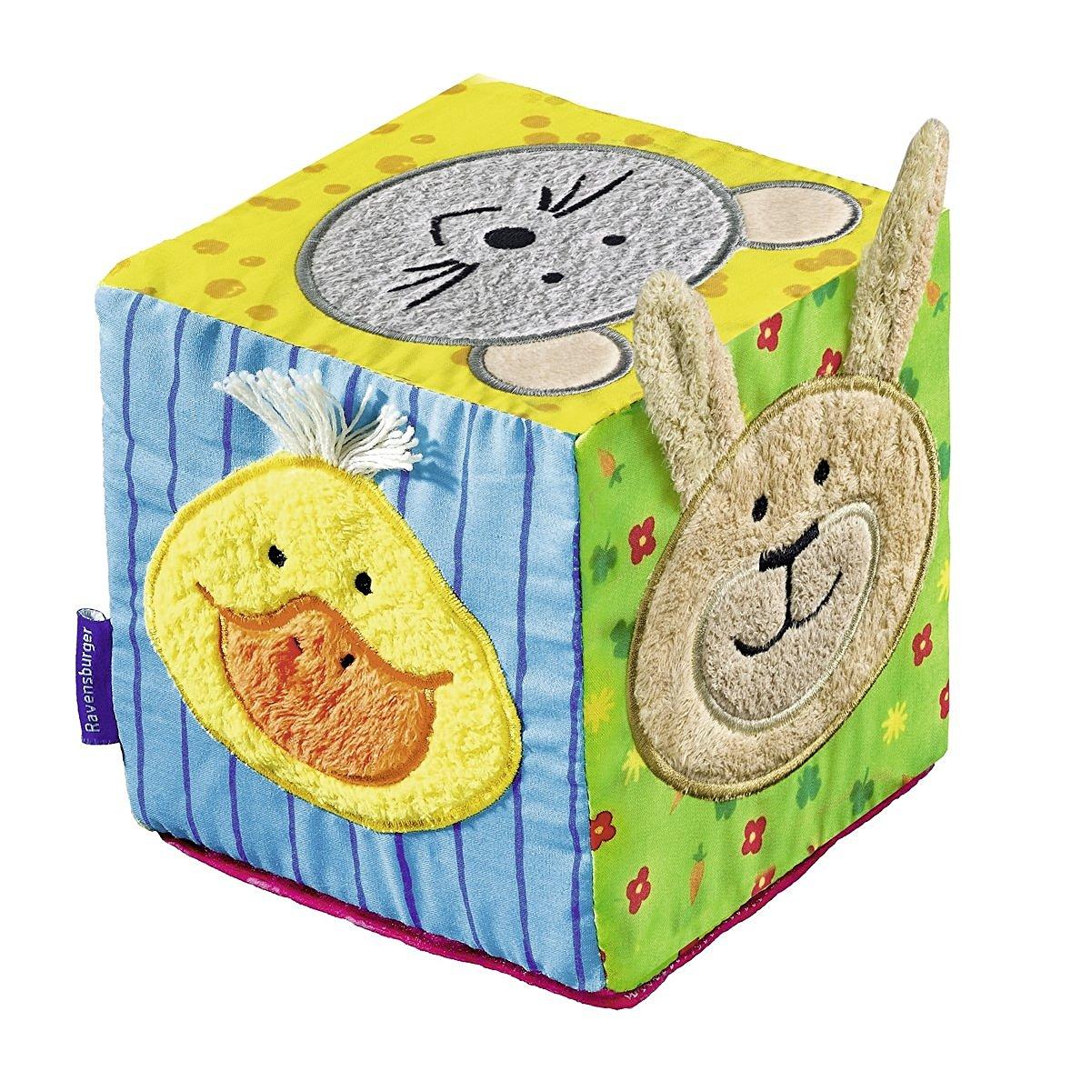 697365 KOSMOS Kinderspiele Soundwürfel Bauernhof Würfel mit Geräuschen ab 2 J