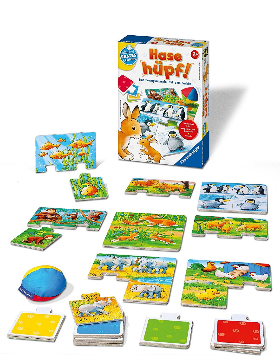 Hase HГјpf Ravensburger