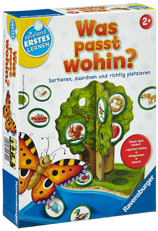 Ravensburger Spielend erstes Lernen – Was passt wohin?