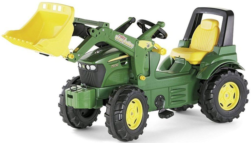 Rolly Toys Luftbereifung Nachrüsten