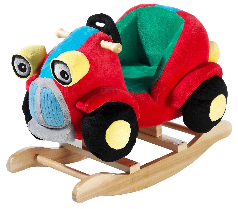 knorr baby Töff Töff Schaukelfahrzeug Test | Spielzeug Test 2020