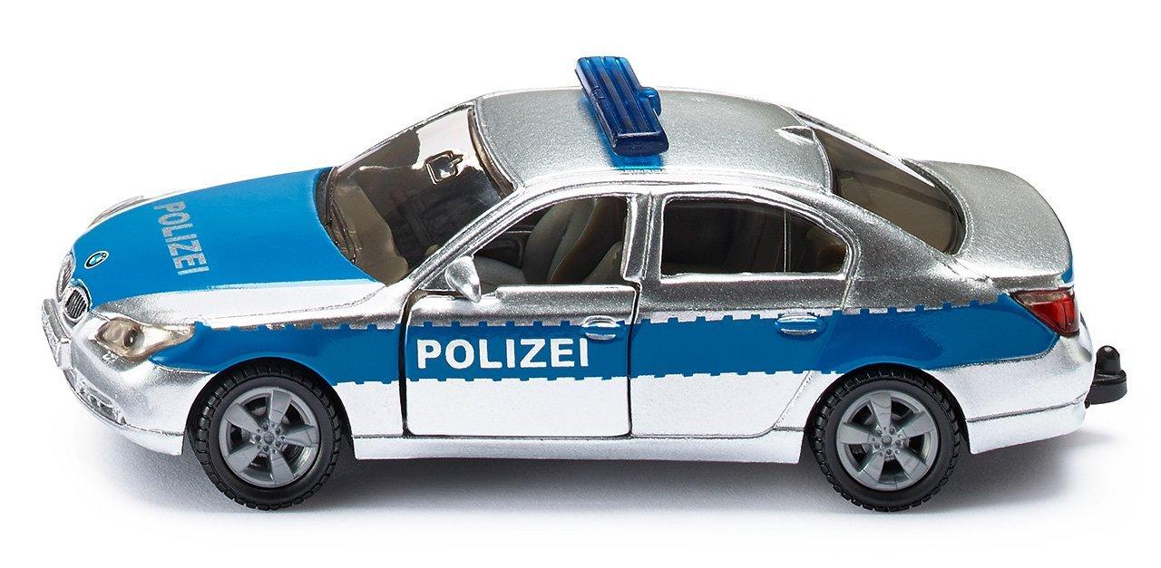 Siku polizei streifenwagen modellauto spielzeug test