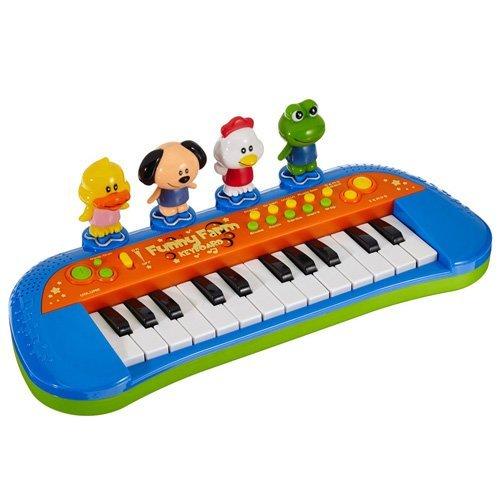 Simba 104012799 - ABC Witziges Farm-Keyboard
