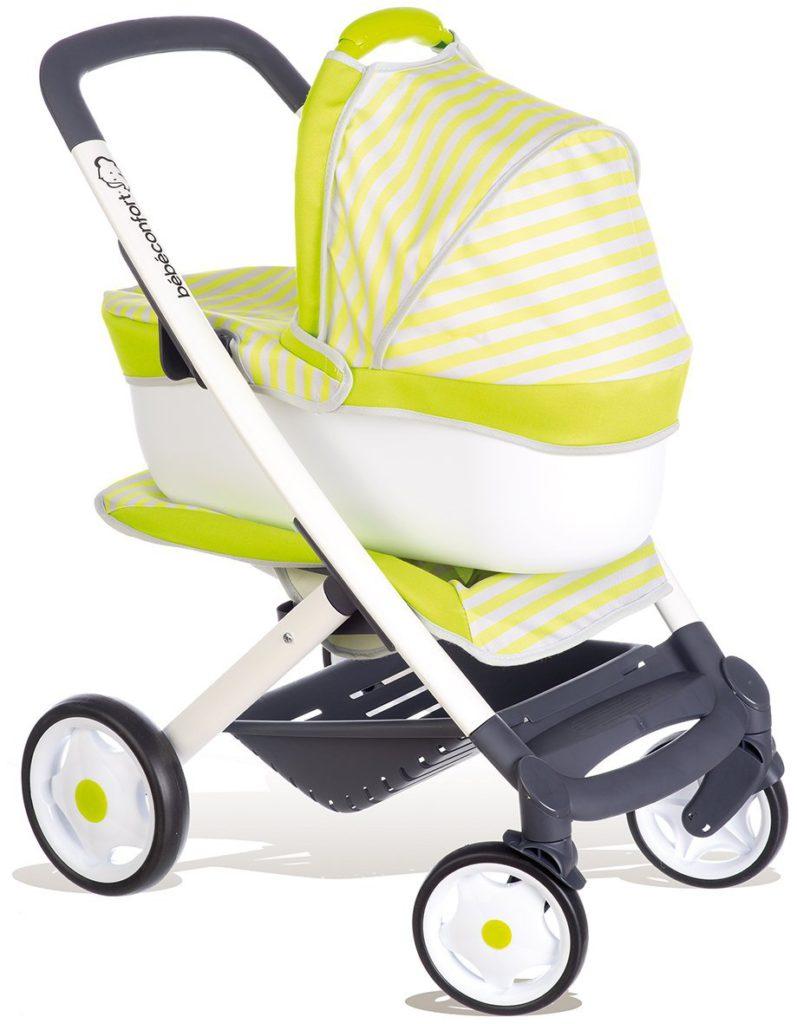 Smoby bébé comfort puppenwagen buggy spielzeug test
