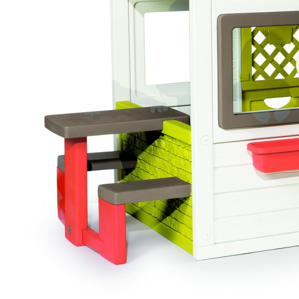 smoby friends house spielhaus test spielzeug test 2018. Black Bedroom Furniture Sets. Home Design Ideas