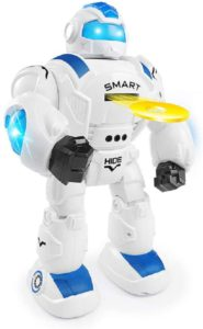 Robotic stets immer beliebter bei Kindern