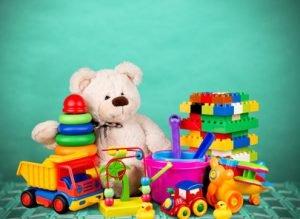 Spielzeuge reinigen und pflegen