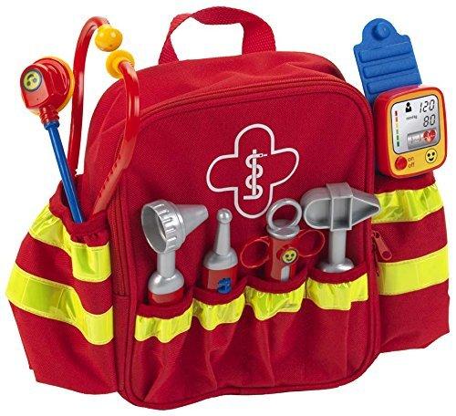 Theo Klein 4314 Rescue Backpack Rettungs-Rucksack