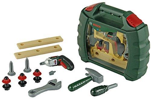 Theo Klein 8384 - Bosch Werkzeugkoffer Ixolino