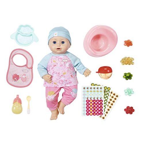 Zapf Creation Baby Annabell Fütterspaß Puppe
