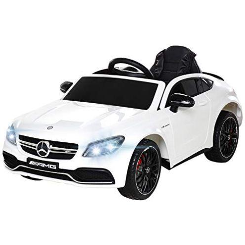 Actionbikes Motors Elektroauto Mercedes Benz C63