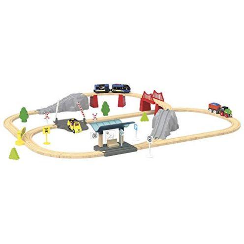 PLAYTIVE JUNIOR Spielzeug-Eisenbahn