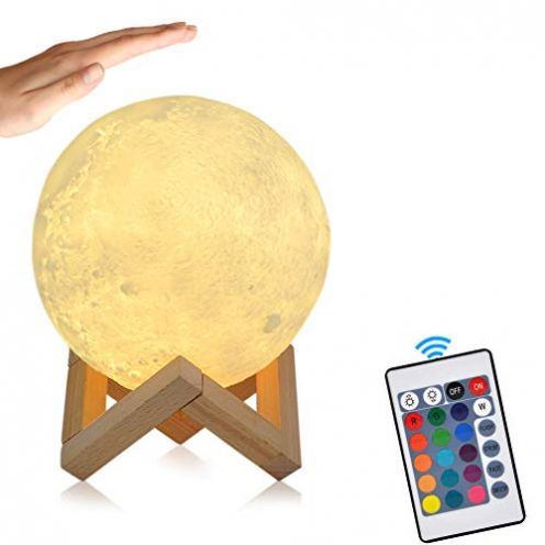 Geediar LED Mond Lampe