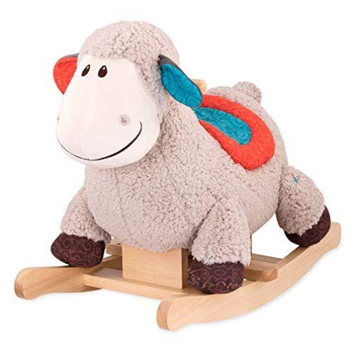 B. toys Plüsch Schaukelpferd