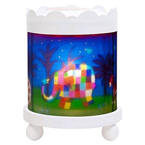 Trousselier Elmer der Elefant Magische Laterne