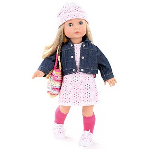 Götz 1490366 Precious Day Girls Jessica Color&Lace Puppe