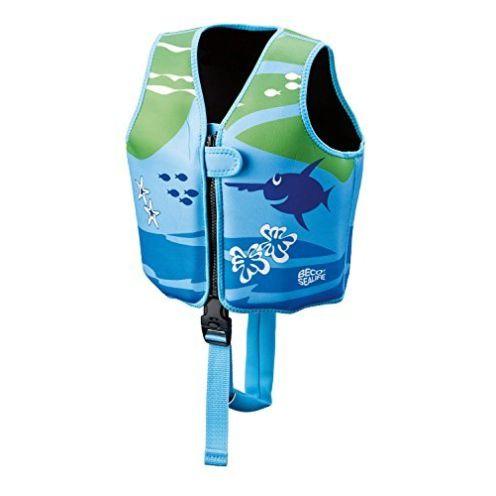 Beco Kinder Sealife Schwimmlernweste