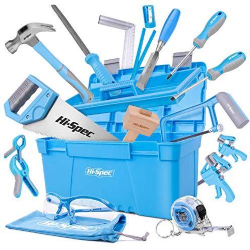 Hi-Spec 25-teiliges Werkzeugset für Anfänger