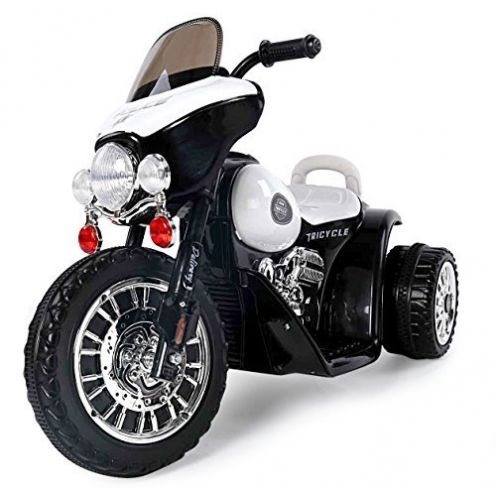 Toyas Kinder-Motorrad Polizei-Harley