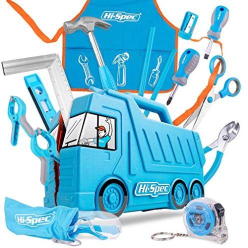 Hi-Spec 17-teiliges Kinder-Werkzeugset
