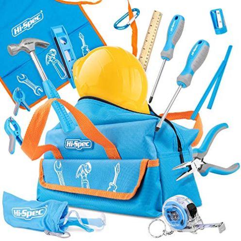 Hi-Spec 18-teilige Kinder Werkzeugset