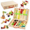 Symiu Kinder Werkzeugkoffer