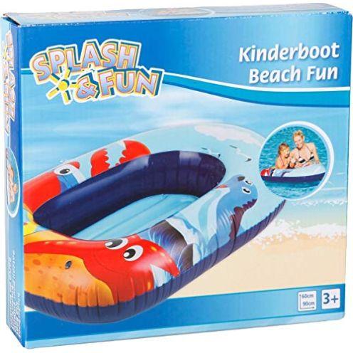 Splash & Fun Kinderboot Beach Fun
