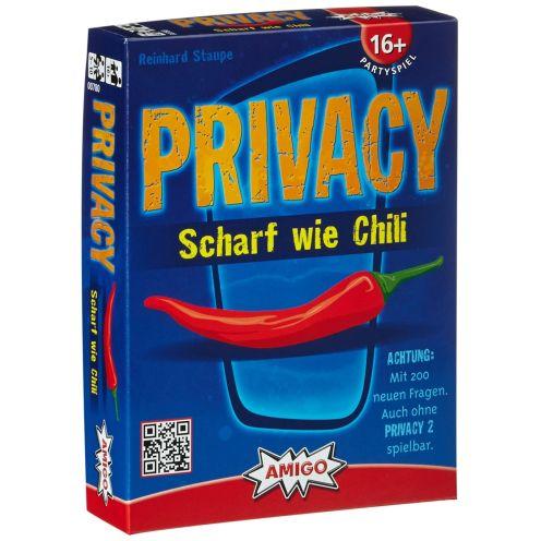 AMIGO 00780 Privacy - Scharf wie Chili