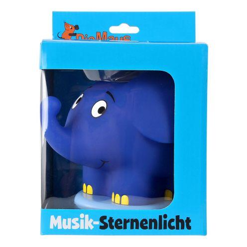 Ansmann LED-Sternenlicht Elefant mit Projektor