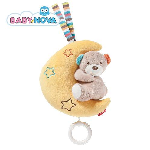 BABY-NOVA 31246 Mond mit Bär und Musik
