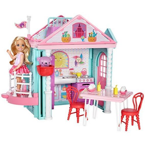 Barbie DWJ50 Club Chelsea