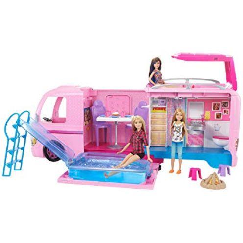 Barbie FBR34 - Super Abenteuer-Camper