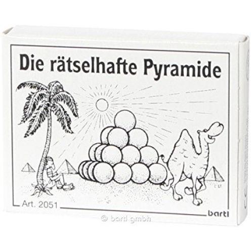 Bartl 102051 Mini-Holz-Puzzle